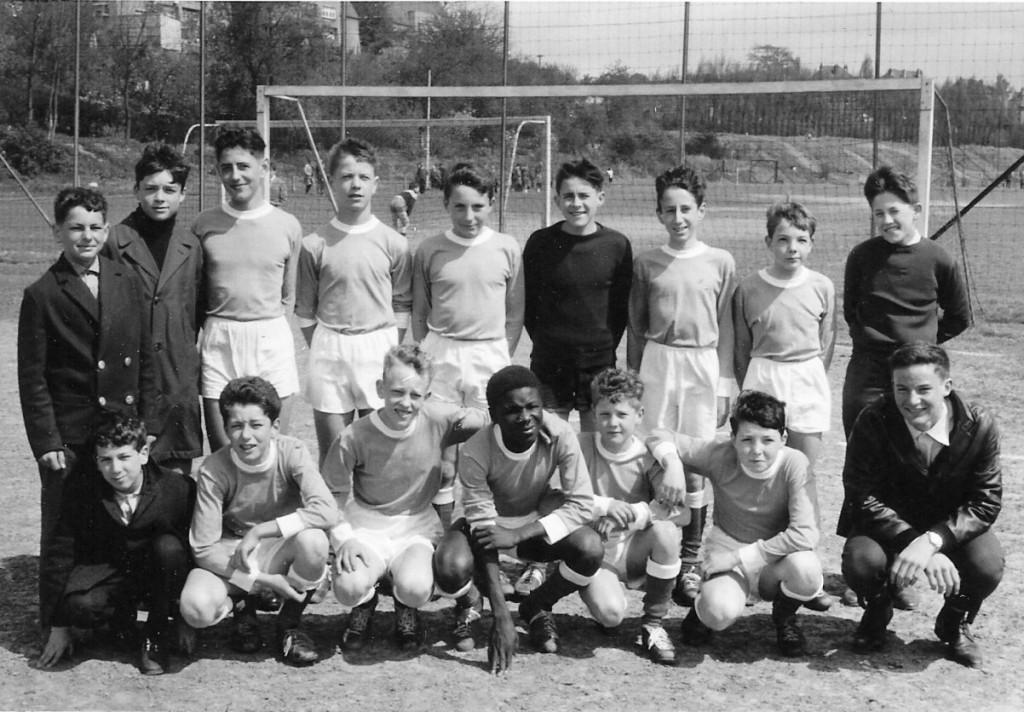 football Bruxelles 1964