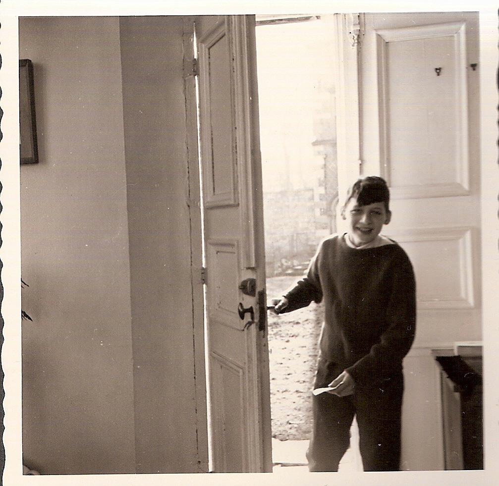 je désire me rendre... Philippe Dourpel 1960