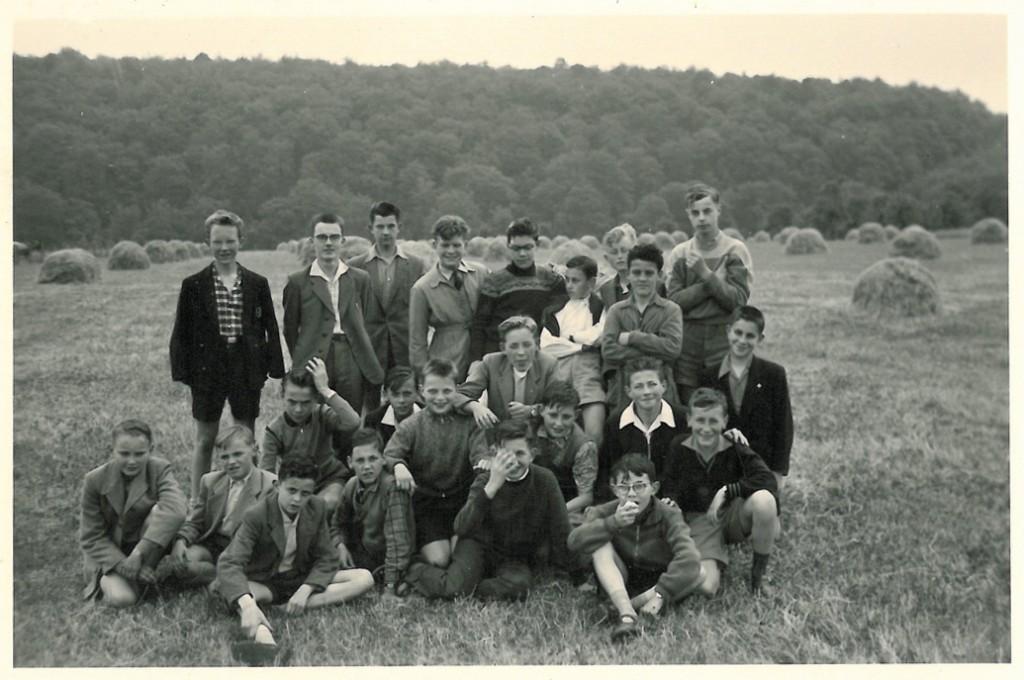 promenade 1957