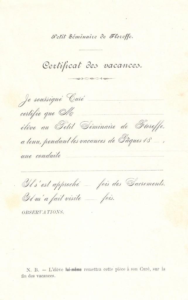 (7) certificat des vacances (1)