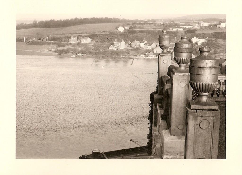 inondations Sambre 1961 (1)
