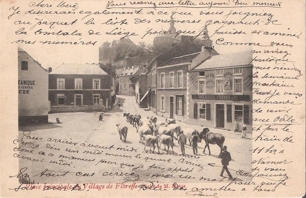 place de Floreffe