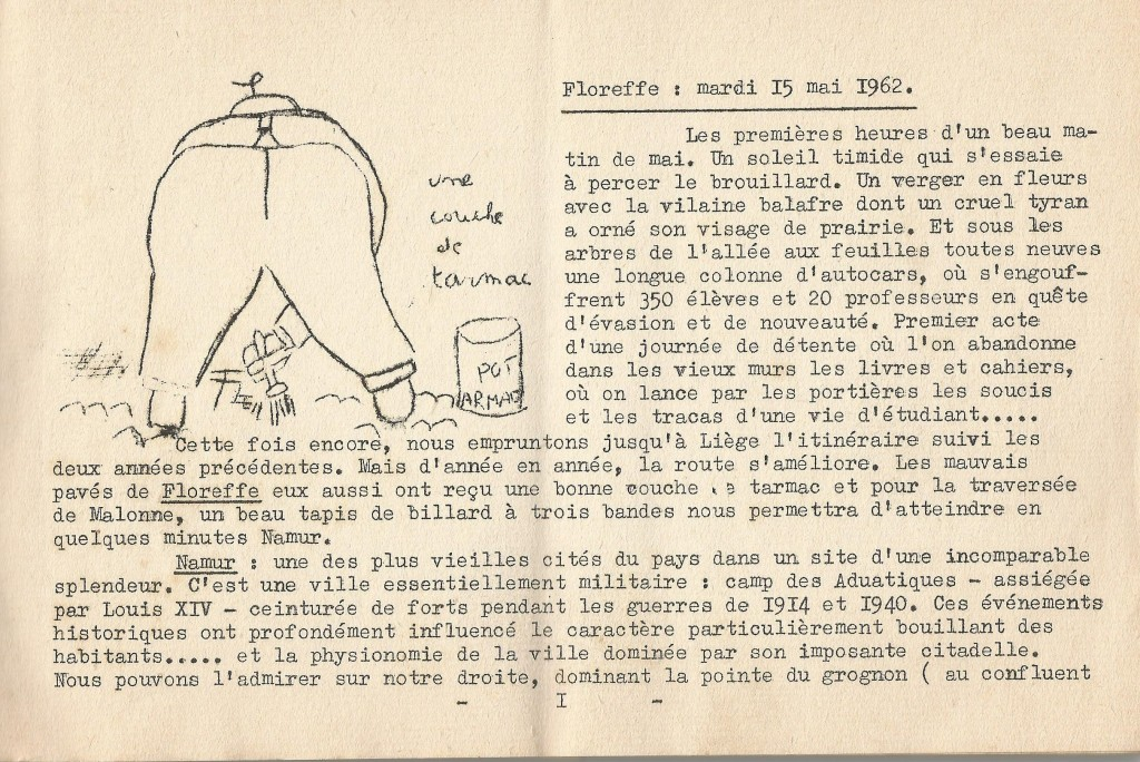 carnet d'excursion 1962 (1)