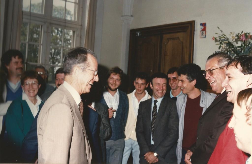 le roi au Séminaire (1986) 1