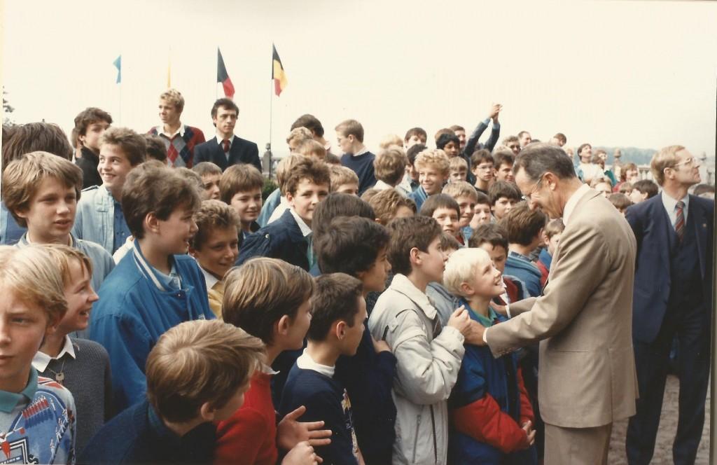 le roi au Séminaire (1986) 2
