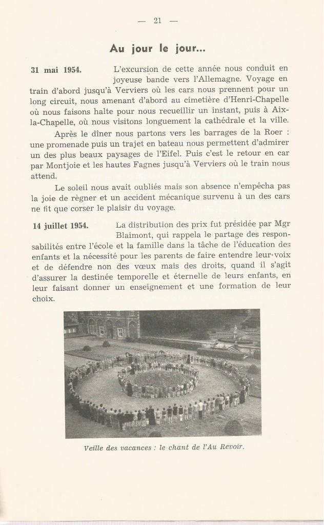 (13) Chant de l'Au Revoir (1)