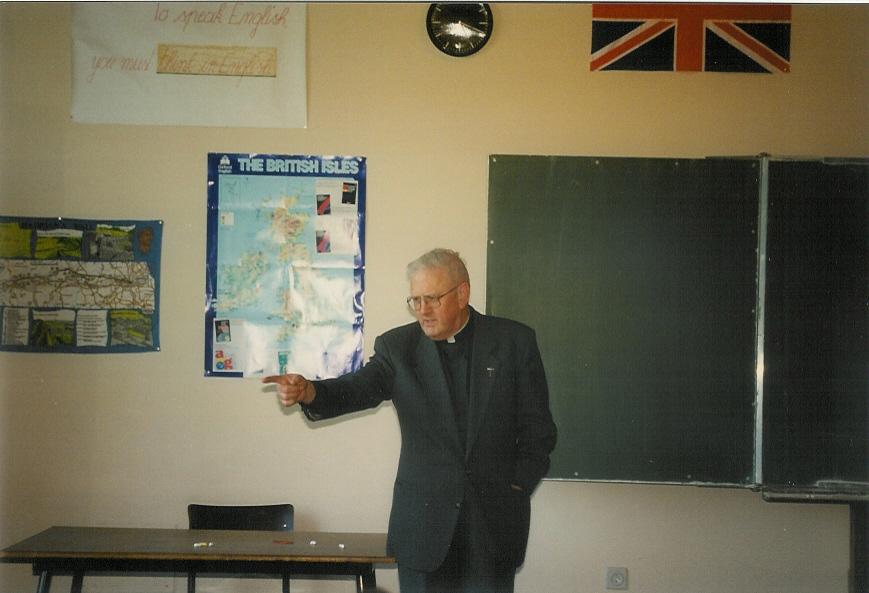 abbé Dangoisse 1996